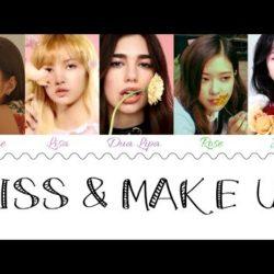 Kiss And Make Up - Dua Lipa & ukulele